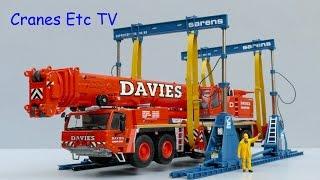 YCC 720 Tonne Lifting Frame