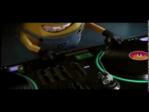 Minions Papaya Dance Remix 2015