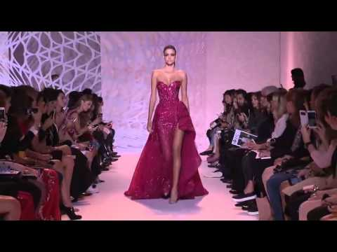 Zuhair Murad Haute Couture Fall/Winter 2014-2015, COMPLETE SHOW