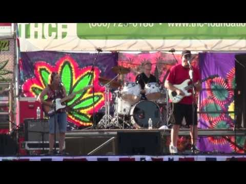 Seattle Hempfest 2013: The Toyes  Smoke Two Joints