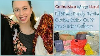 Collective Clothing and accessories Haul Thumbnail