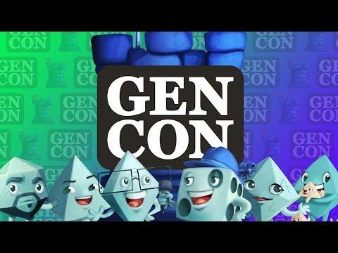 Gencon 2019 Dice Tower Live Show