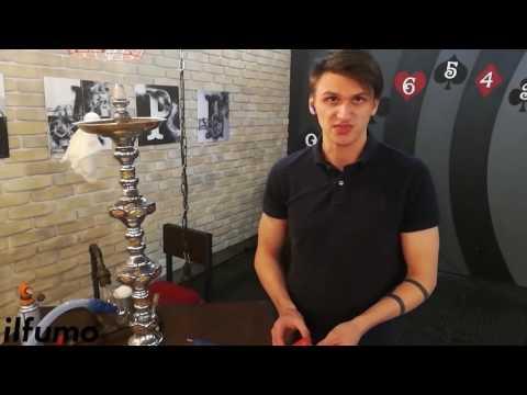 Видео урок как забить кальян