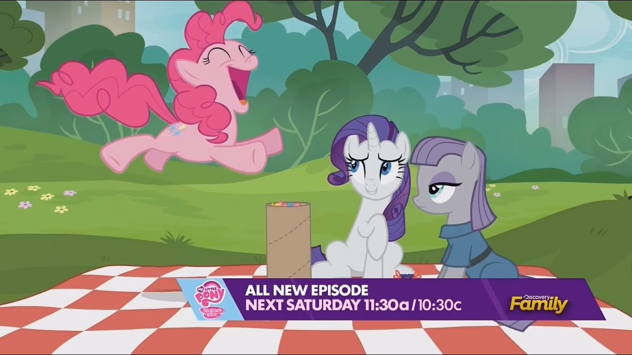 MLP: Friendship is Magic - The Gift of the Maud Pie Promo [S6:E3 ...