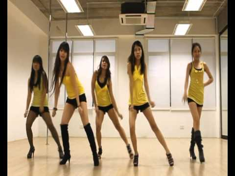 SNSD - Mr. Taxi dance cover (G.I. Locket)