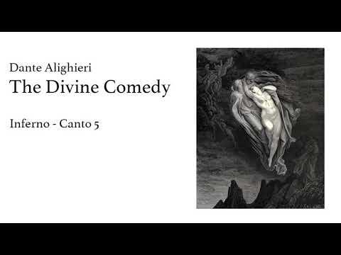 Dante's Divine Comedy - Inferno - Canto 5/34