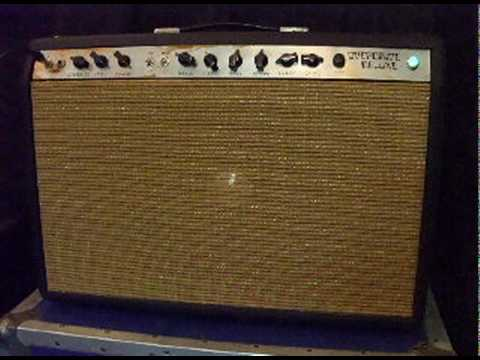 1979 Dumble Overdrive Deluxe - Low Tuned Slide