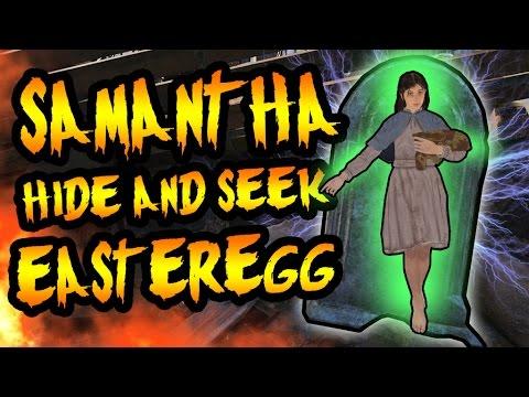 SAMANTHA'S HIDE & SEEK EASTER EGG! Gorod Krovi Secret Song Easter Egg Guide