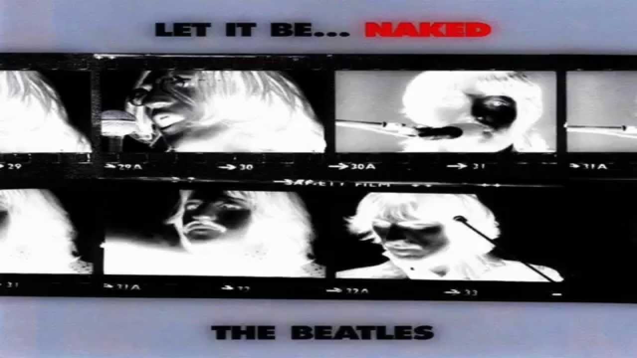 THE BEATLES LET IT BE NAKED 2 DISC CD GREAT CONDITION | eBay
