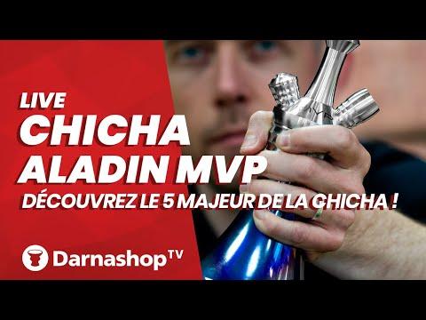 Aladin MVP 360 video