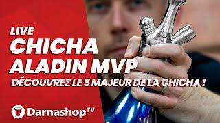 🔴 [ LIVE ] Chichas MVP: Aladin présente sa nouvelle gamme chez DARNASHOP!