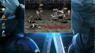 valkyrie profile sample gameplay