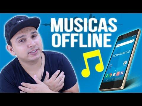 OUVIR MUSICAS OFFLINE - MELHOR APLICATIVO #1
