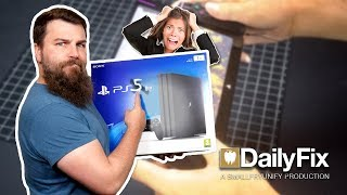 Sony mentions PS5 but says it's a long way off | Daily Fix #28