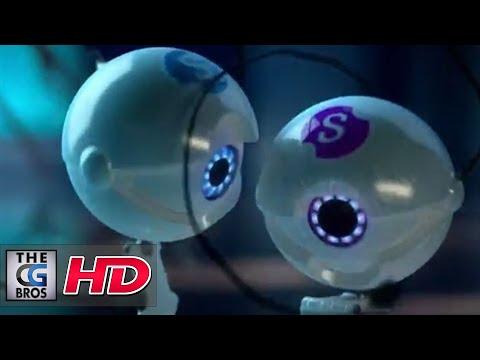 CGI 3D VFX Spot :