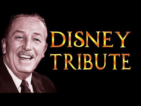 Walt Disney Tribute / A Personal Disney Tribute