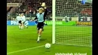 The Netherlands - Germany 1 / 1 (Friendly: Nov / 18 / 1998)