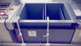 Смотреть видео ванны гальванические