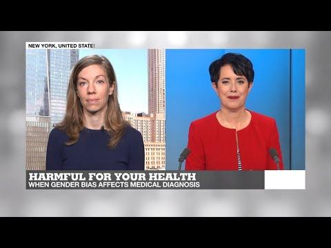 فرانس 24:Harmful for your health: When gender bias affects medical diagnosis