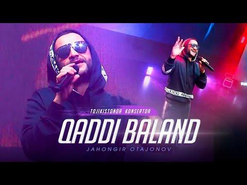 Jahongir Otajonov - Qaddi baland   Жахонгир Отажонов - Кадди баланд (Tojikistonda konsertda)