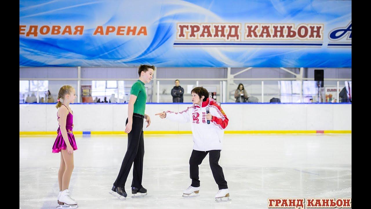Мастер-класс Тамары Москвиной.