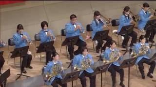 愛媛県立北条高等学校吹奏楽部 ルイ・ブルジョワの賛歌による変奏曲