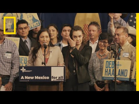 First Native Congresswoman Elected in America | National Geographic