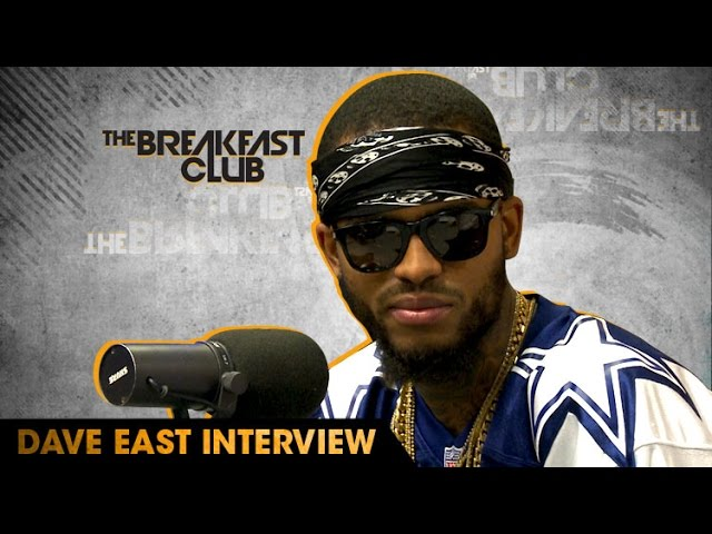 "Dave East Talks His Debut Album ""Kairi Chanel"", Signing To Def Jam & Working With Nas"