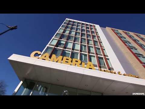 CAMBRIA HOTEL DC JAN 2016