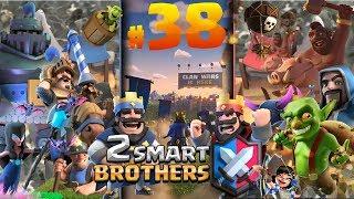 Clash Royale Clan Wars #38 Highlights [ 180708-10 ] 2nd