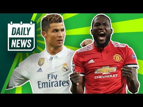 Mascarell von Frankfurt zu Schalke! Lukaku zu Real & Ronaldo zu United? Was passiert beim DFB?