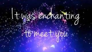 Repeat youtube video Enchanted - Taylor Swift (Lyrics on the screen) by tslove13