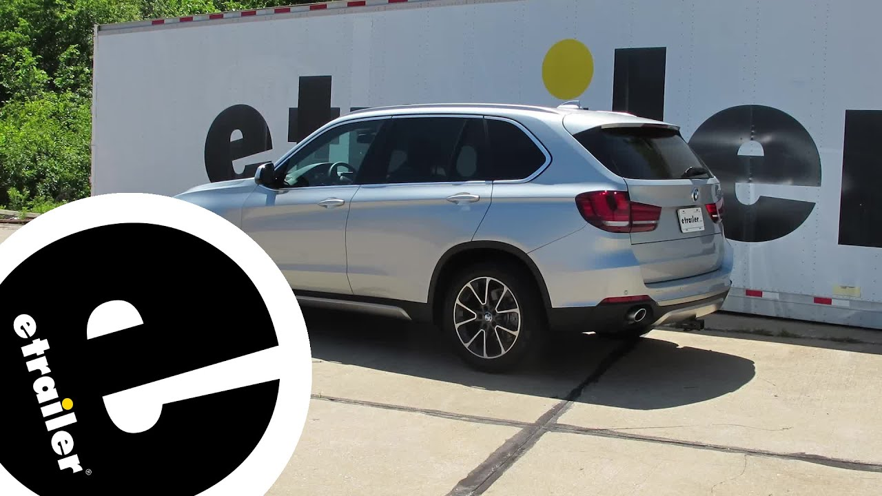trailer hitch installation - 2017 bmw x5 - draw-tite - etrailer com