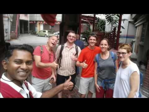 Johnson Malaysia Tour around Kuala Lumpur
