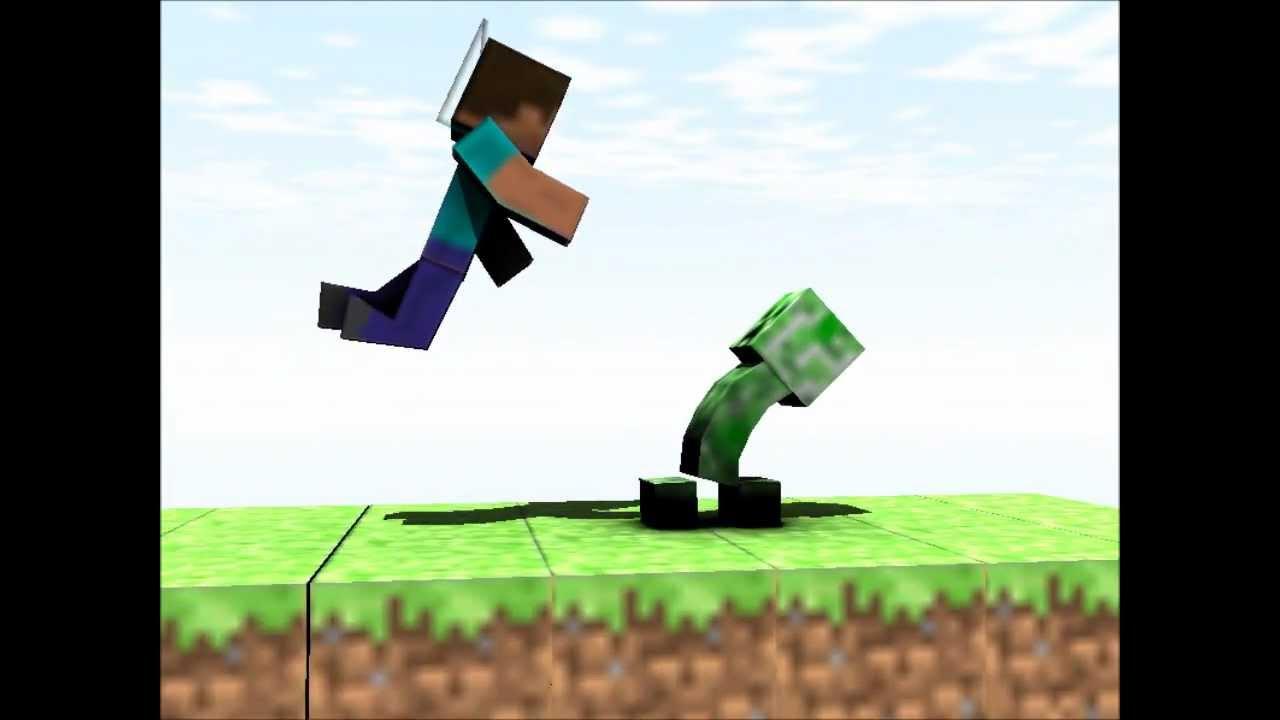 Girl VS Girl - Minecraft - YouTube | Minecraft songs