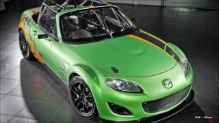 Mazda MX-5 GT Race Car 2011 Videos