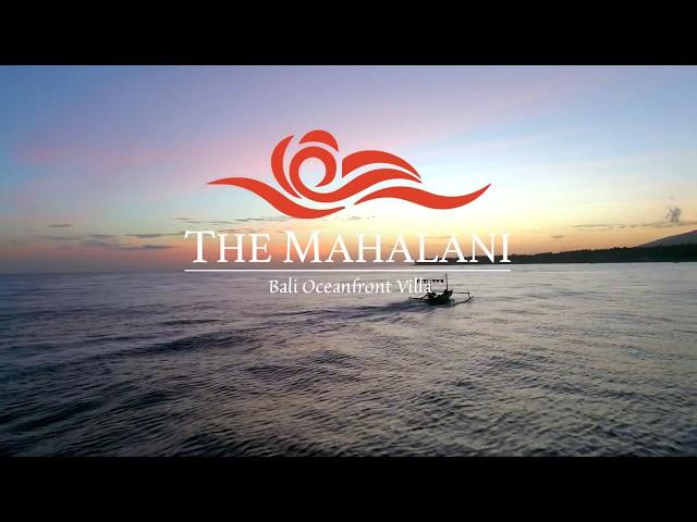 The Mahalani - Bali Oceanfront Villa - Tejakul - 4k