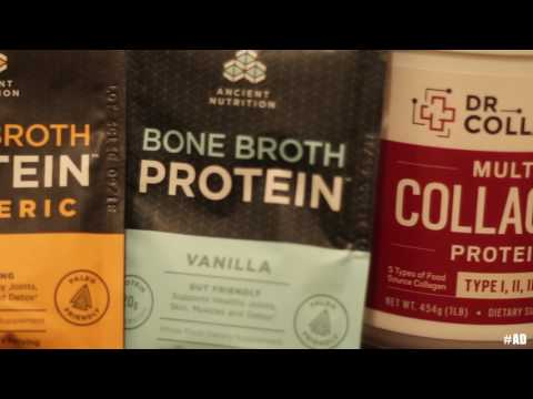 DR AXE Collagen & Bone Broth Protein Review | @6Billionpeople
