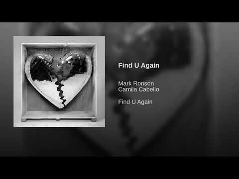 Mark Ronson - Find U Again Feat. Camila Cabello (Audio)