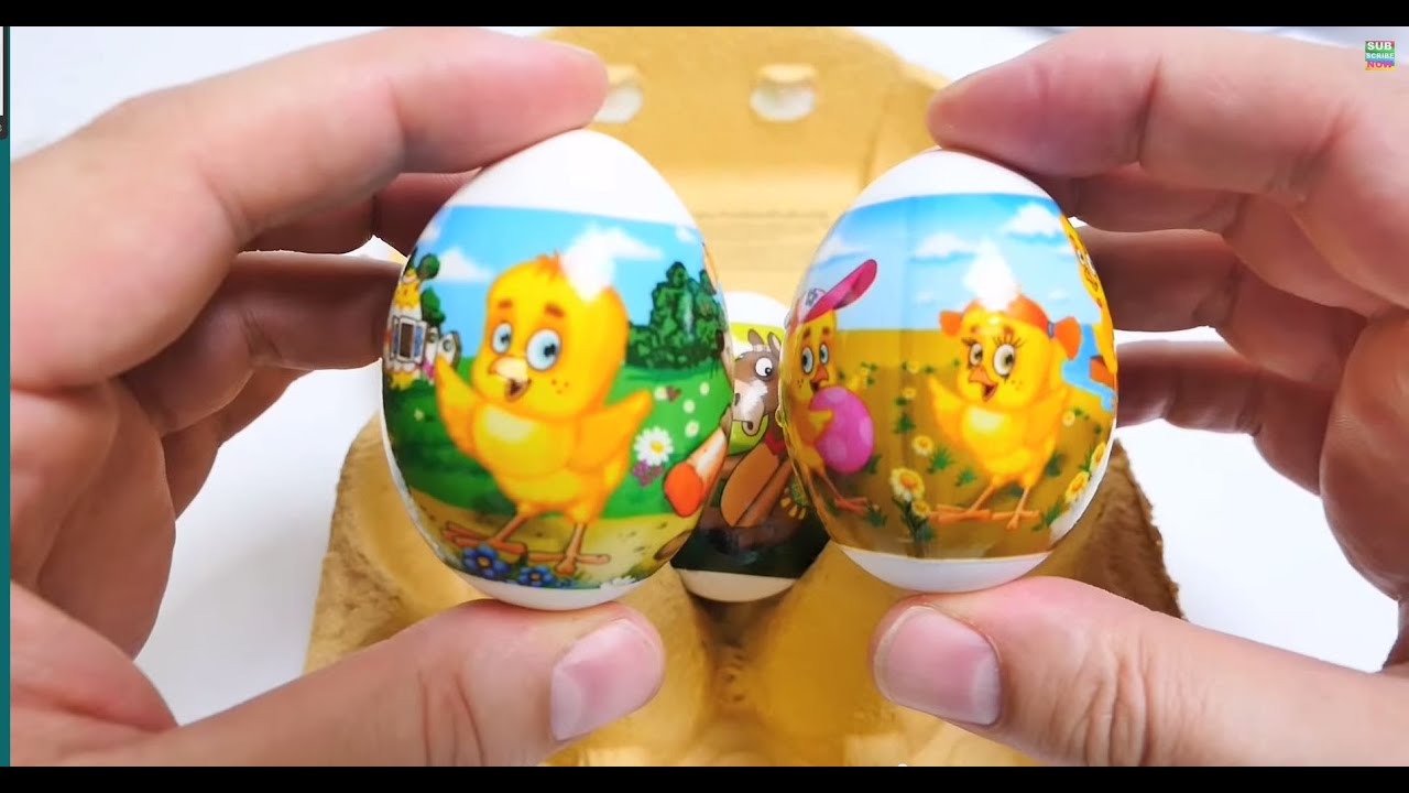 Coloring Easter Eggs / Paschal Eggs with Design Foil - YouTube