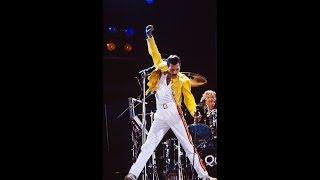 Freddie Mercury     Already 28 years you left this world ...