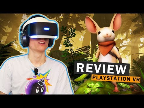 THIS GAME WILL CHANGE VIRTUAL REALITY FOREVER   Moss VR (PSVR Gameplay Review)