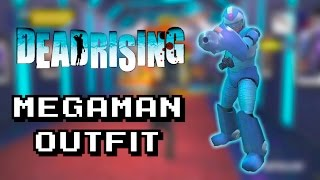 How To Get The Megaman Outfit In Dead Rising