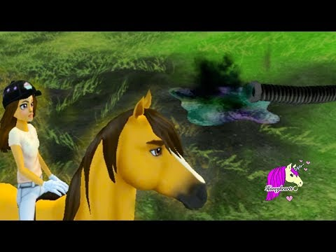 Oil Spill !!! Honey Hearts C Star Stable Online Horse Let's Play Game