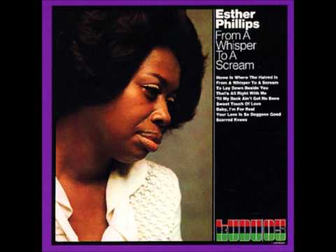 ESTHER PHILLIPS   BABY IM FOR REAL