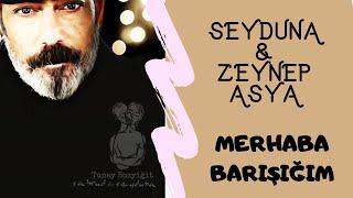 Tunay Bozyiğit & Zeynep Asya - Merhaba Barışığım  (Seyduna Türküleri 8 - Nefes Nefese) Resimi