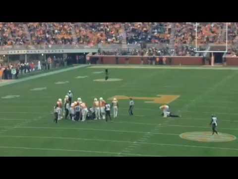 Tennessee Vs. Missouri Game At Neyland Stadium.