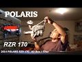 Polaris RZR 170 Air Filter/Box Removed | 2014 Ranger