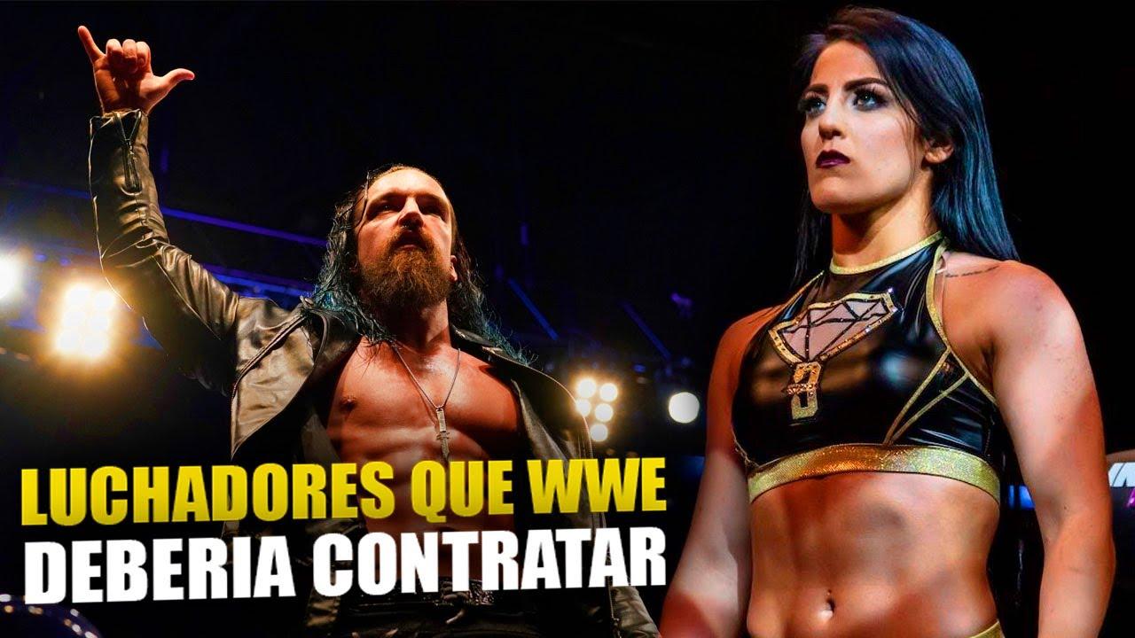 5 Luchadores que WWE DEBERIA CONTRATAR EN 2021 | Queremos WWE