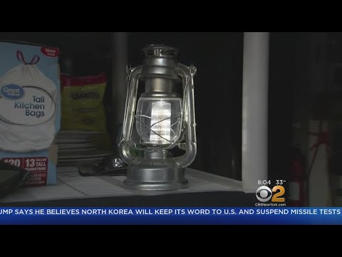 Thousands In NJ Still Without Power After Wednesday's Nor'easter